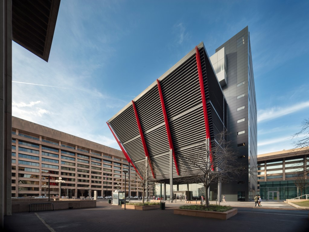 RSHP designed The International Spy Museum Opens to the Public 3