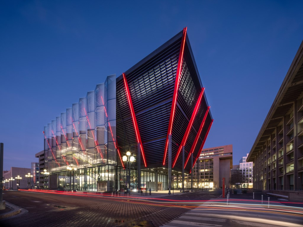 RSHP designed The International Spy Museum Opens to the Public 8
