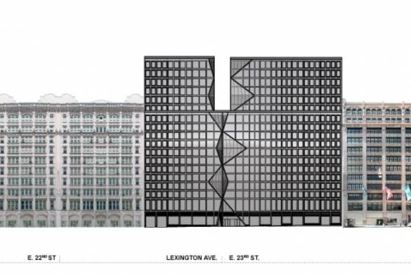 121 East 22nd Street Residential Complex | OMA