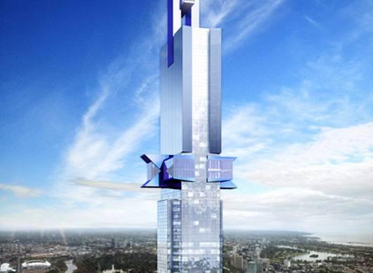 Building the Southern Hemisphere's Highest Residences_Australia 108_3
