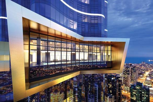 Building the Southern Hemisphere's Highest Residences | The B1M