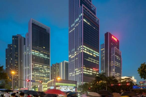 Inaugural ceremony marks completion of Nanshan Technology Finance City in Shenzhen_4