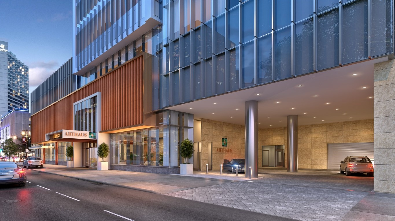 KPF Celebrates Groundbreaking of the Firm's First Residential Tower in Philadelphia_4