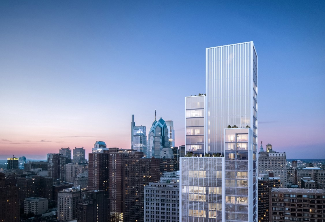 KPF Celebrates Groundbreaking of the Firm's First Residential Tower in Philadelphia_5