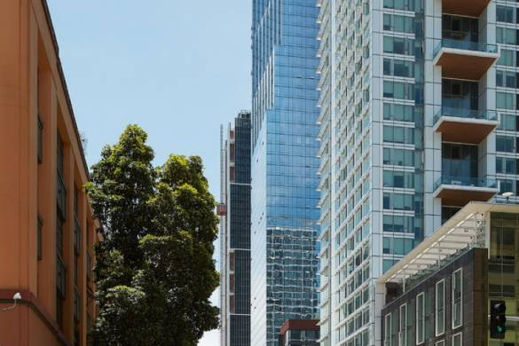 OMA Completes The Avery tower in San Francisco, California_5