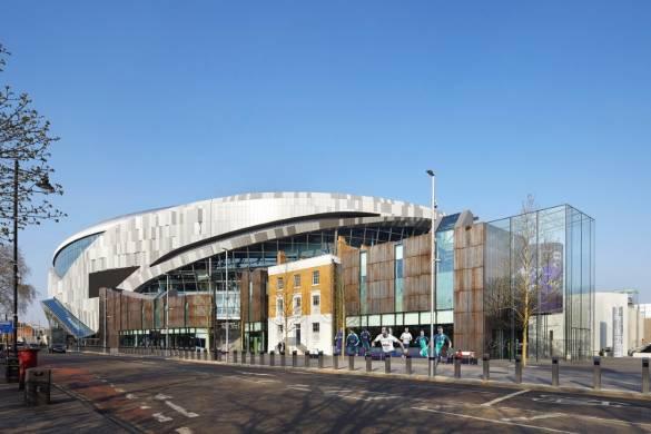 Tottenham Hotspur Stadium | Populous