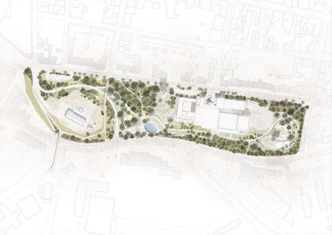 Winning Design Transforms Not Just a Park, but a City's Identity_Henning Larsen_4