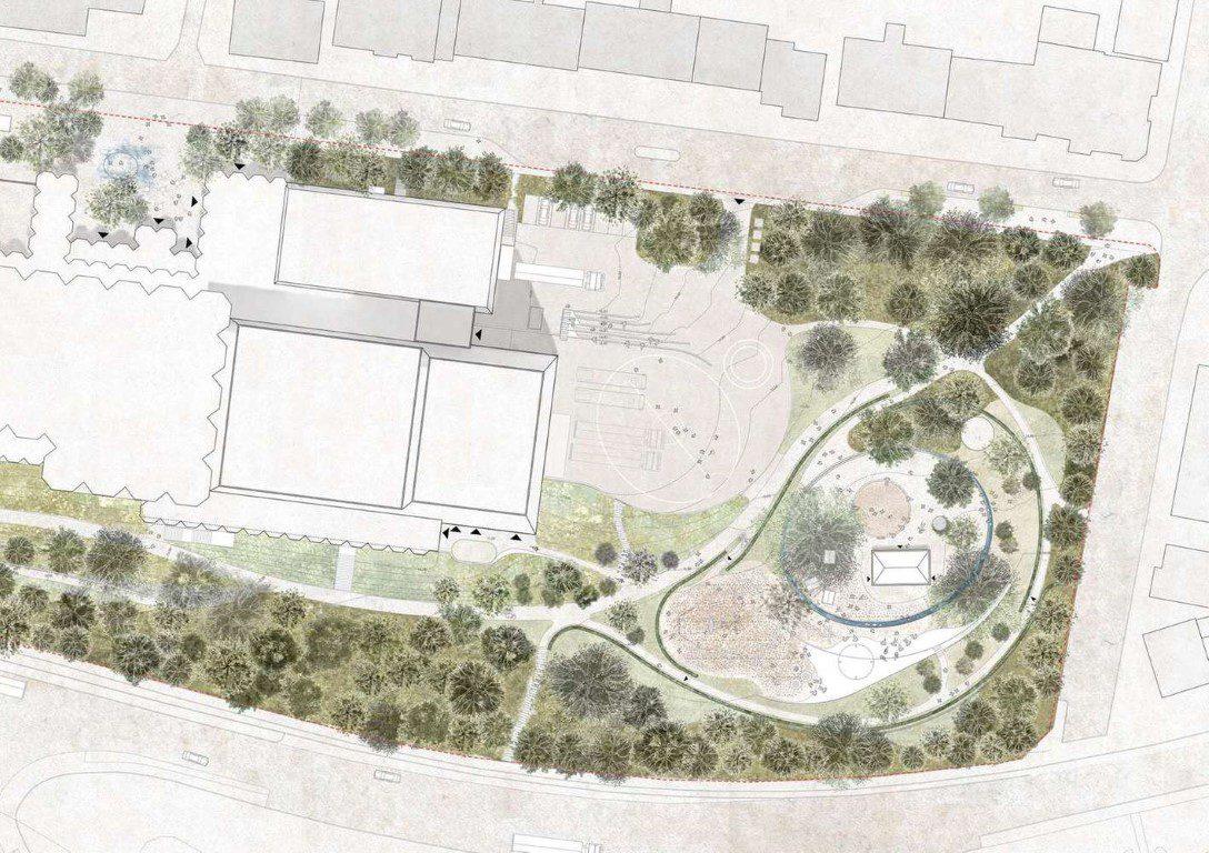 Winning Design Transforms Not Just a Park, but a City's Identity_Henning Larsen_6