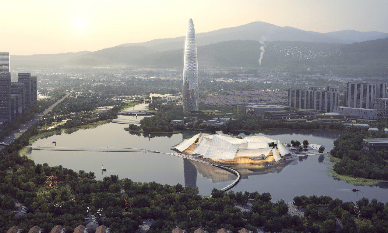 Image courtesy of MAD Architects