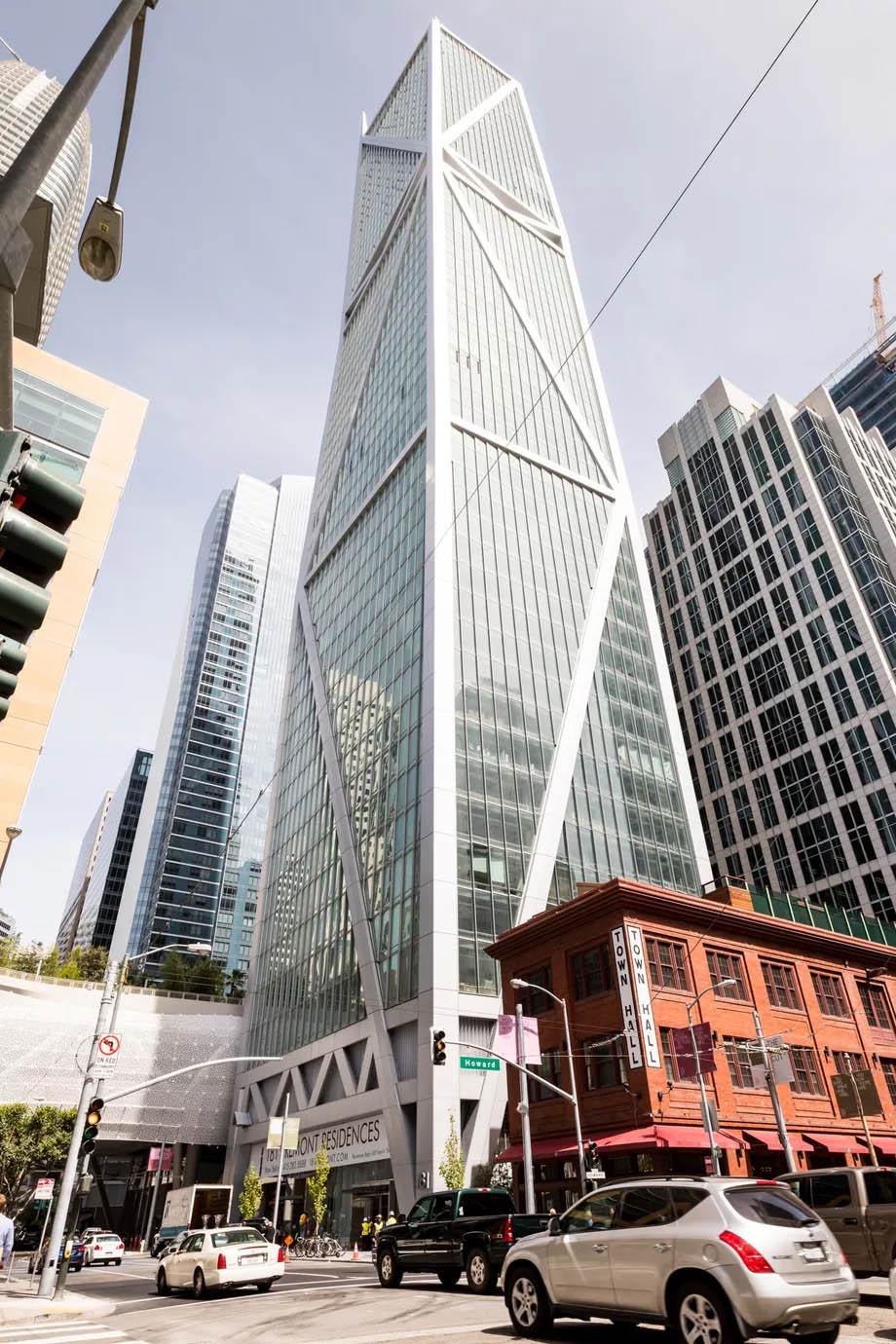 181 fremont _ Vitro architectural glass _ Case Study _ IGS Magazine _1