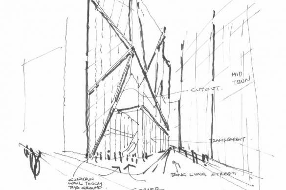 ARK-VPoint-Entrance_Sketch