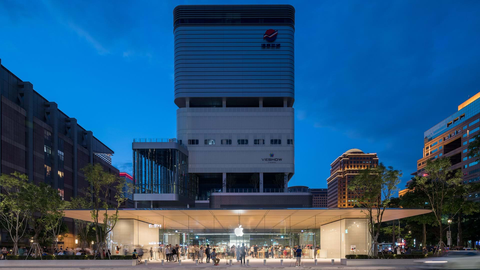 Apple Xinyi A13 – An inviting pavilion in the heart of Taipei_7