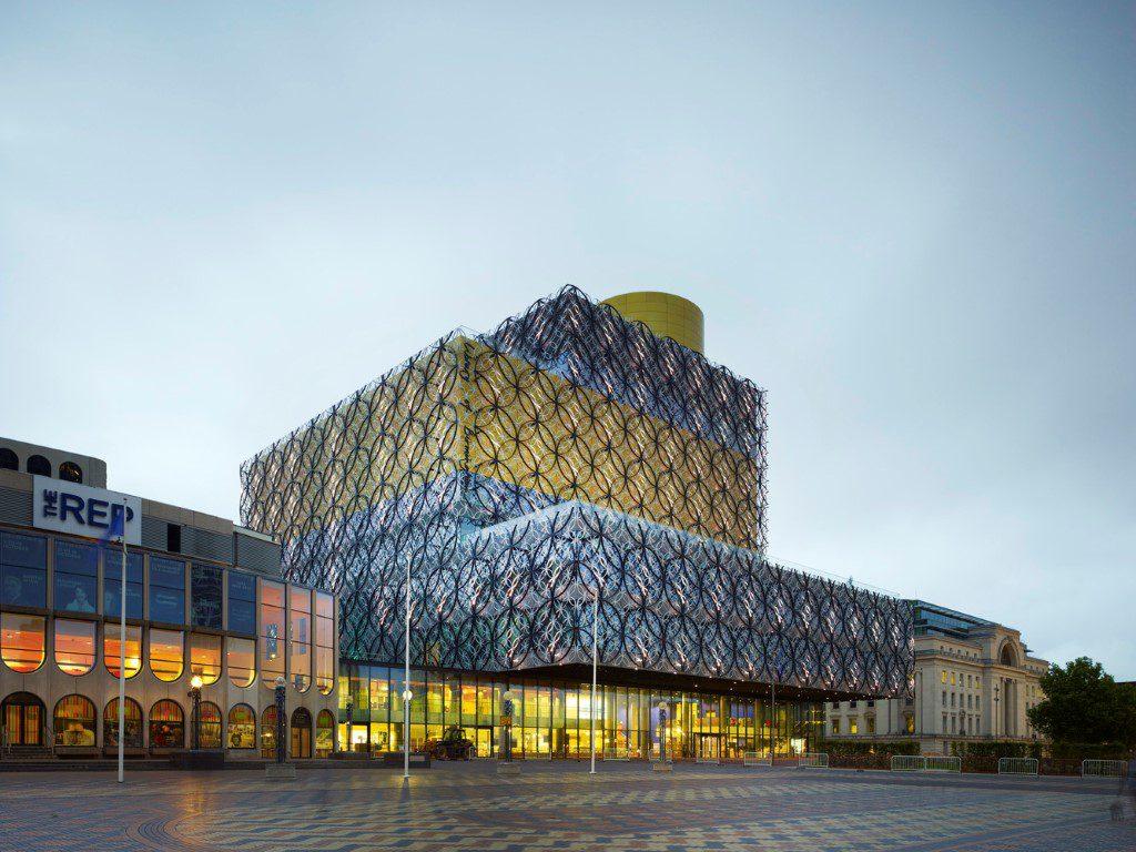 Birmingham Library_A People's Place_Mecanoo_11