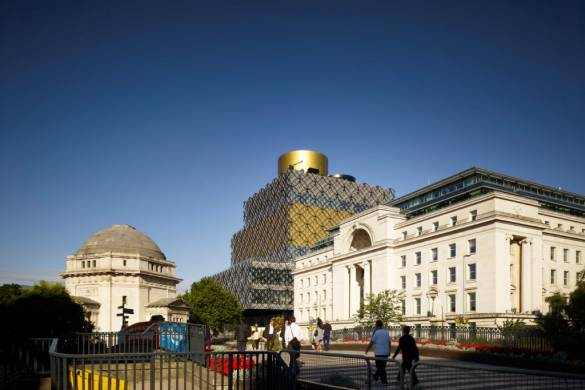Birmingham Library_A People's Place_Mecanoo_8