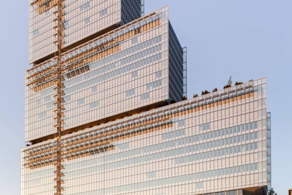 IGS Through the Lens (Part 17): Renzo Piano's Paris Courthouse Through the Lens of Marwan Harmouche