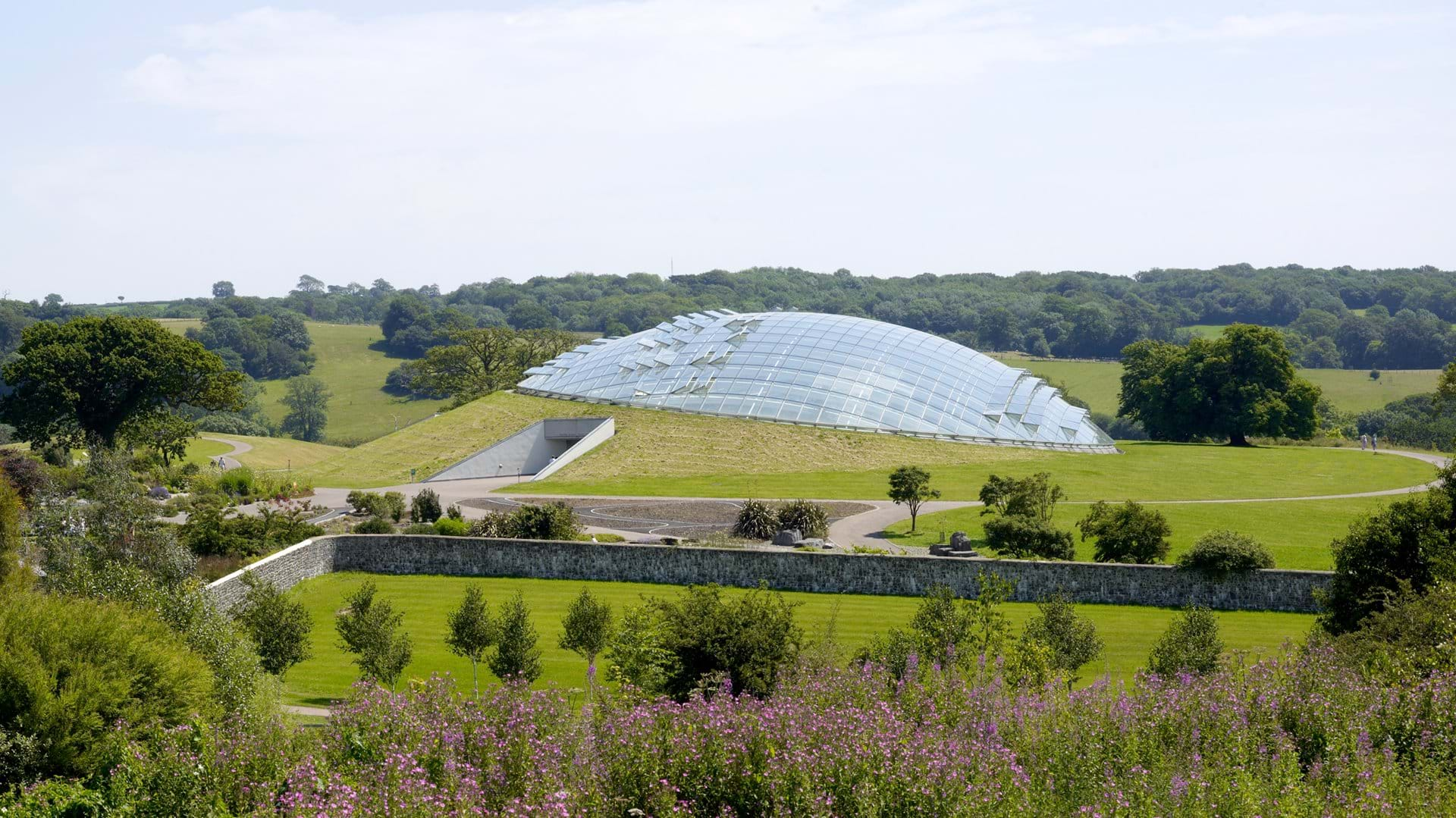 the great glass house