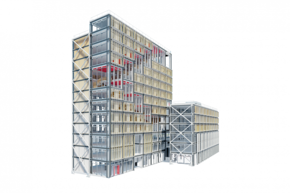 Centre Buildings at the LSE_Rogers Stirk Harbour + Partners_14