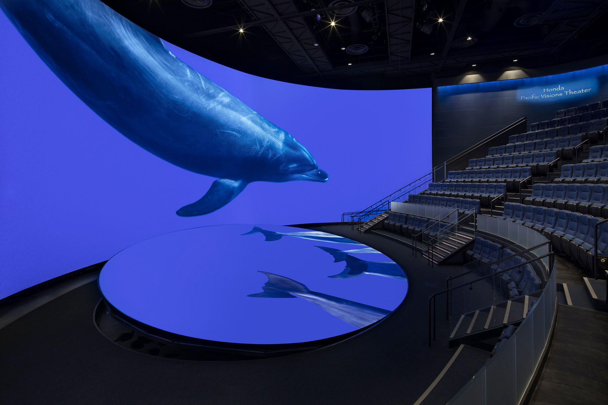 Aquarium of the Pacific / Pacific Visions / EHDD / Clark Constru