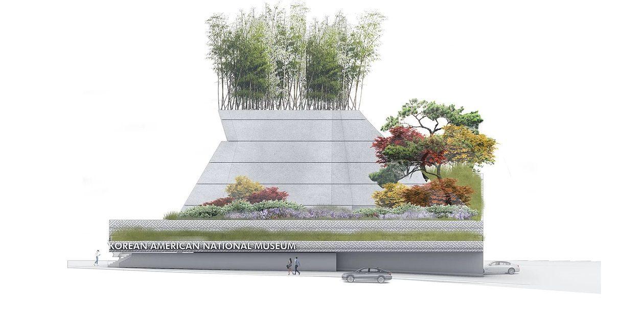 Morphosis Unveils New Korean American National Museum in Los Angeles_6