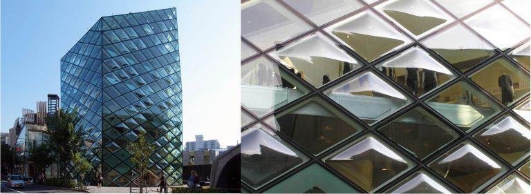 FIG: Prada Store Ginza Tokyo Architects: Herzog – De Meuron 2003