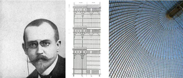 FIG: Paul Karl Wilhem Scheerbart – Crystal Palace Hyde Park London Architect: Sir Joseph Paxton 1851 – Bicton Park Devon 1830