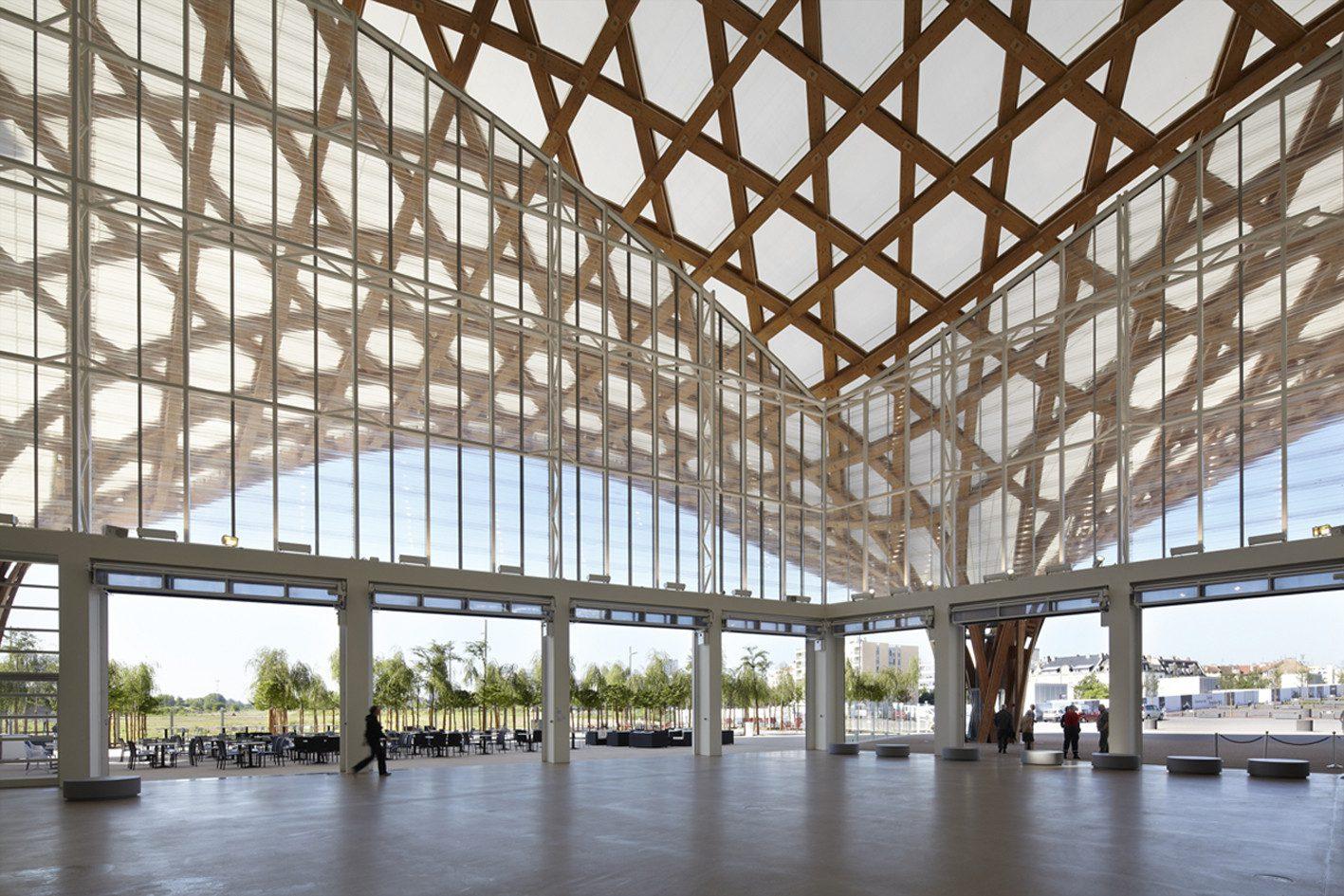 Pompidou Centre. Image: Didier Boy de la Tour