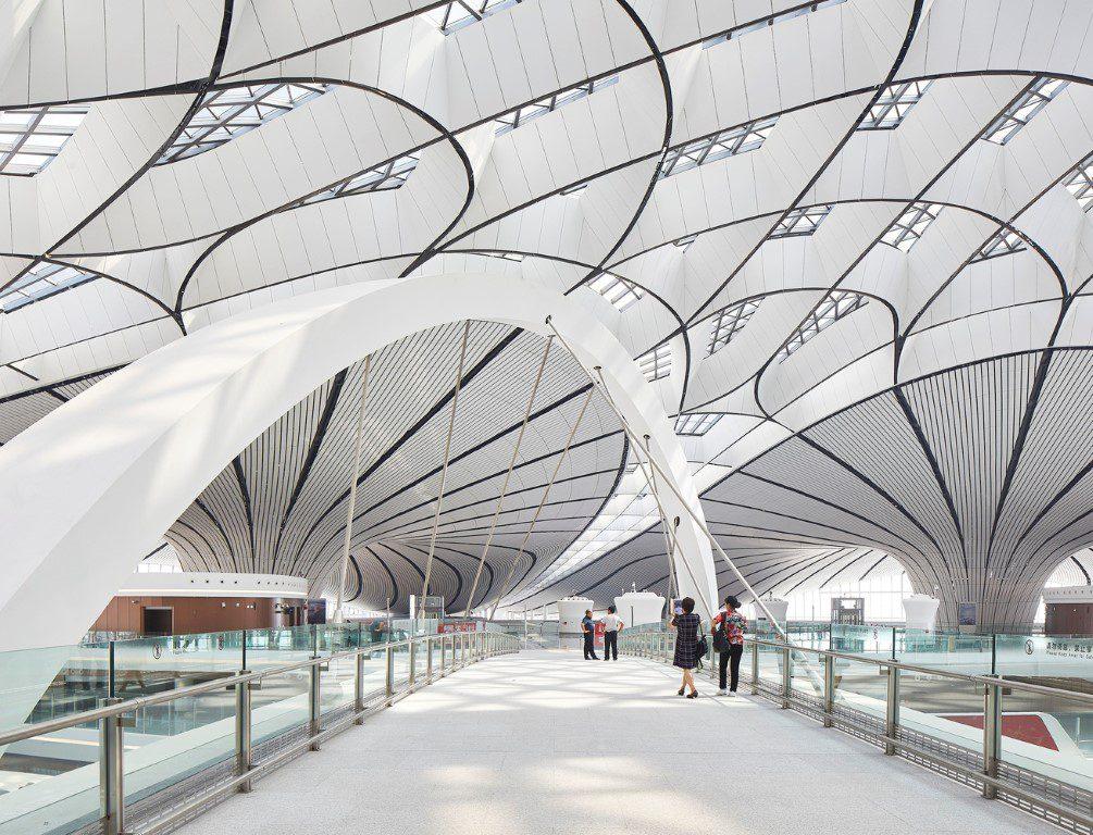 02_ZHA_Beijing_Daxing_Int_Airport_®Hufton_Crow