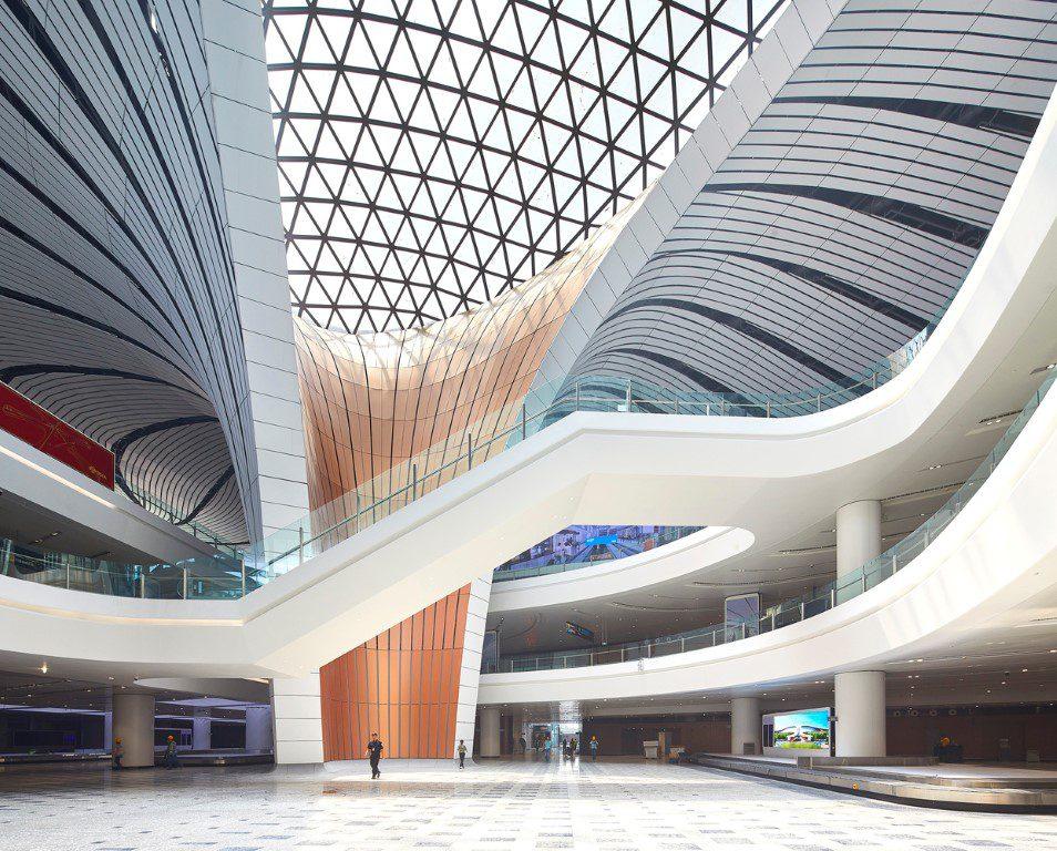 03_ZHA_Beijing_Daxing_Int_Airport_®Hufton_Crow