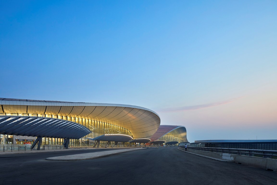 07_ZHA_Beijing_Daxing_Int_Airport_®Hufton_Crow