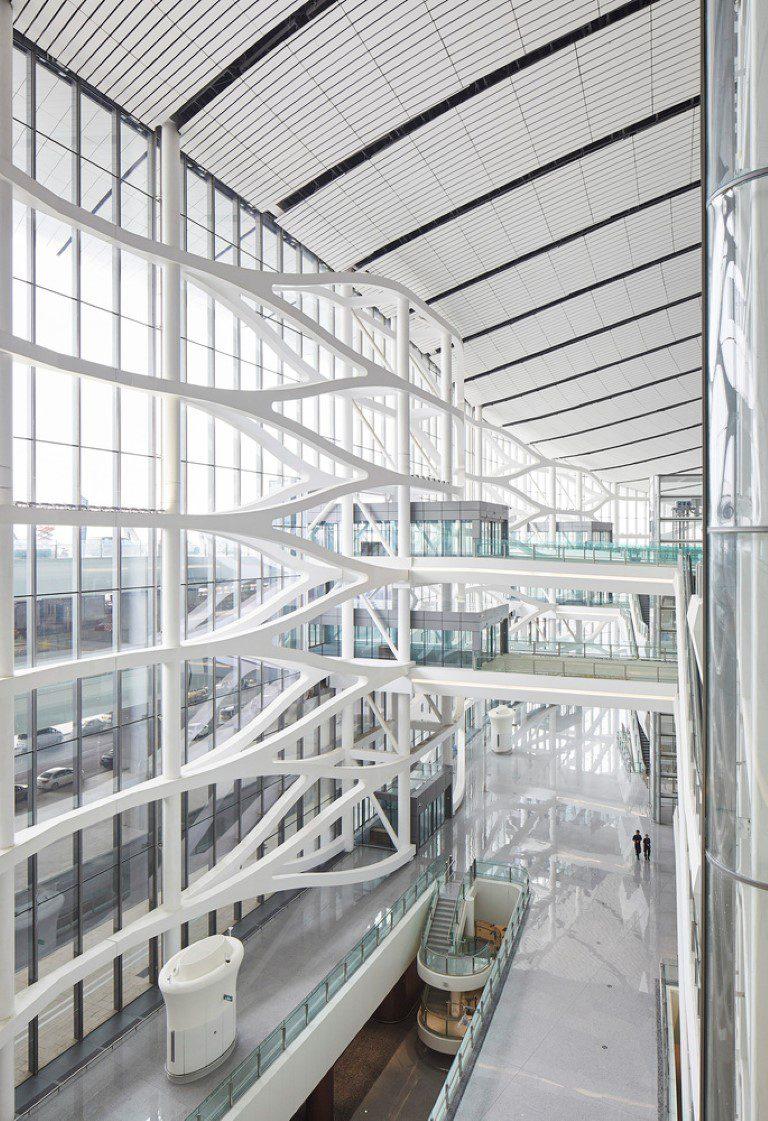 11_ZHA_Beijing_Daxing_Int_Airport_®Hufton_Crow