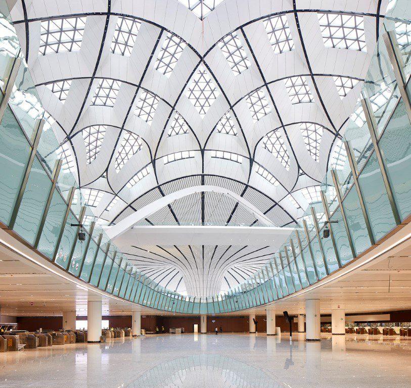 12_ZHA_Beijing_Daxing_Int_Airport_®Hufton_Crow