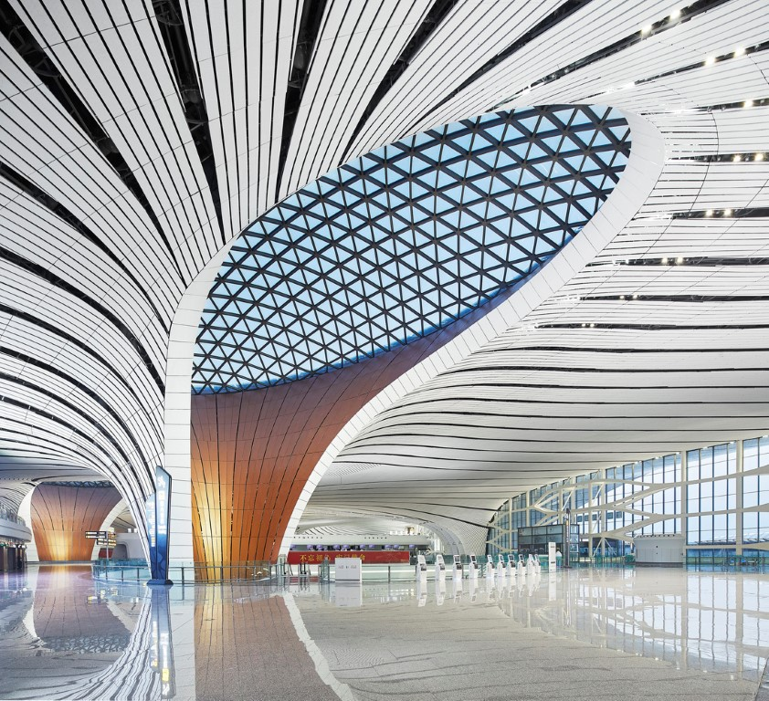 14_ZHA_Beijing_Daxing_Int_Airport_®Hufton_Crow