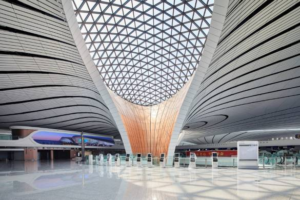 23_ZHA_Beijing_Daxing_Int_Airport_®Hufton_Crow