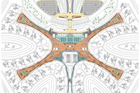 35_ZHA_Beijing_Daxing_Int_Airport_®Hufton_Crow