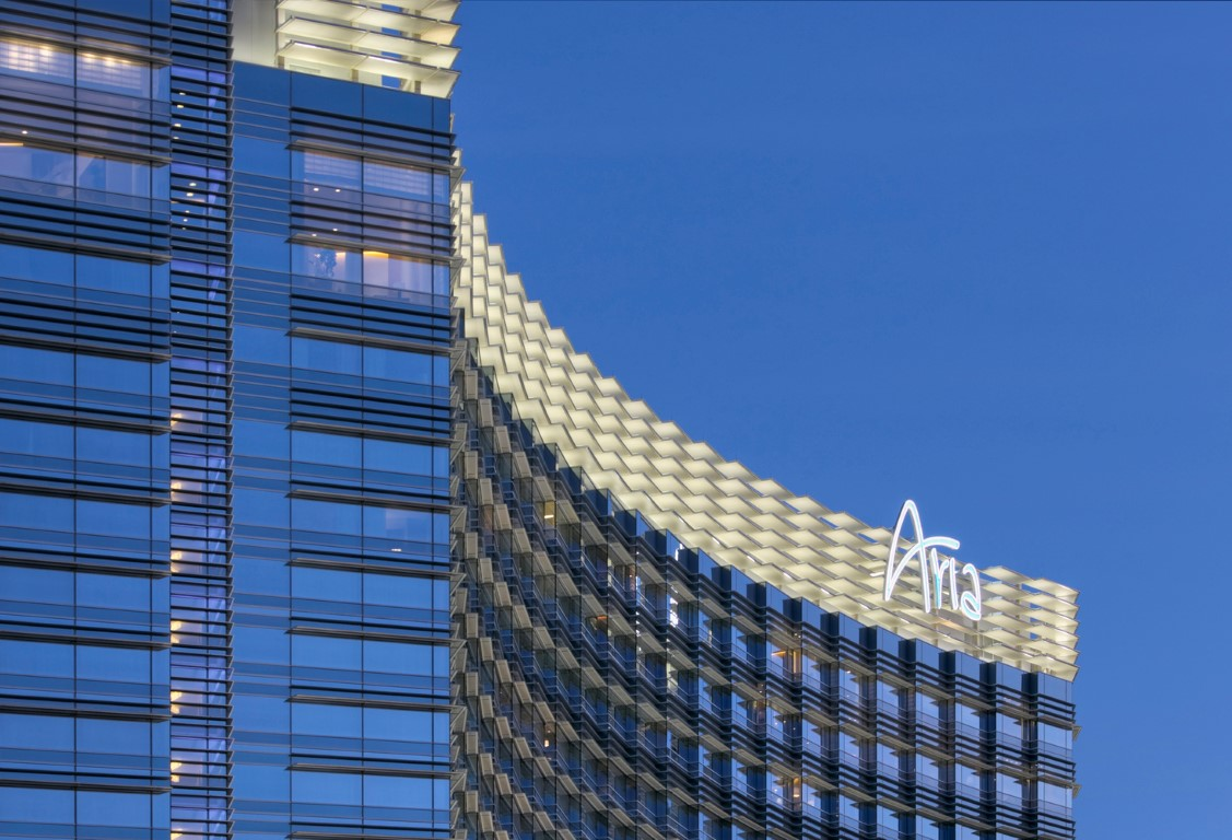 ARIA Resort and Casino Pelli Clarke Pelli Architects