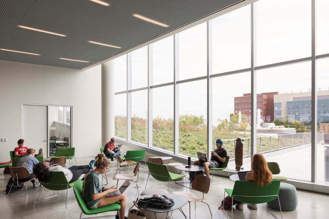 Charles Library at Temple University_Snøhetta_Projects_IGS Magazine_12