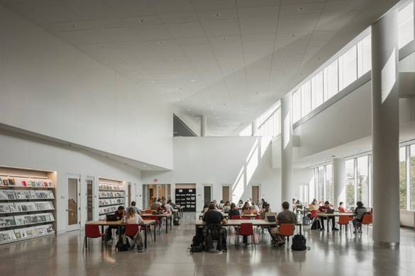Charles Library at Temple University_Snøhetta_Projects_IGS Magazine_21