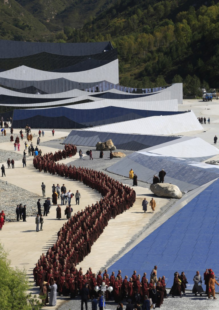 Encore Mount Wutai Theater_BIAD-ZXD ARCHITECTS_3