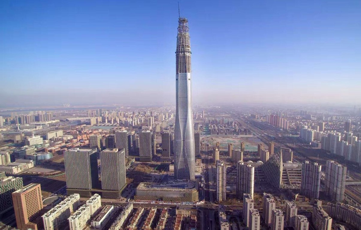 Reinventing the Skyscraper_The world's eighth-tallest structure is anything but conventional_1