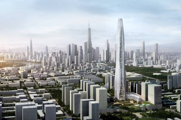 Reinventing the Skyscraper_The world's eighth-tallest structure is anything but conventional_2