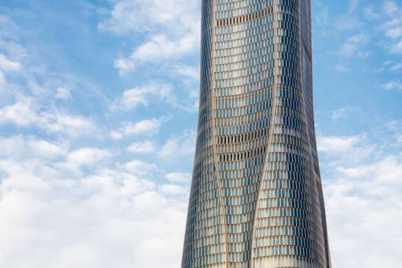 Reinventing the Skyscraper_The world's eighth-tallest structure is anything but conventional_8