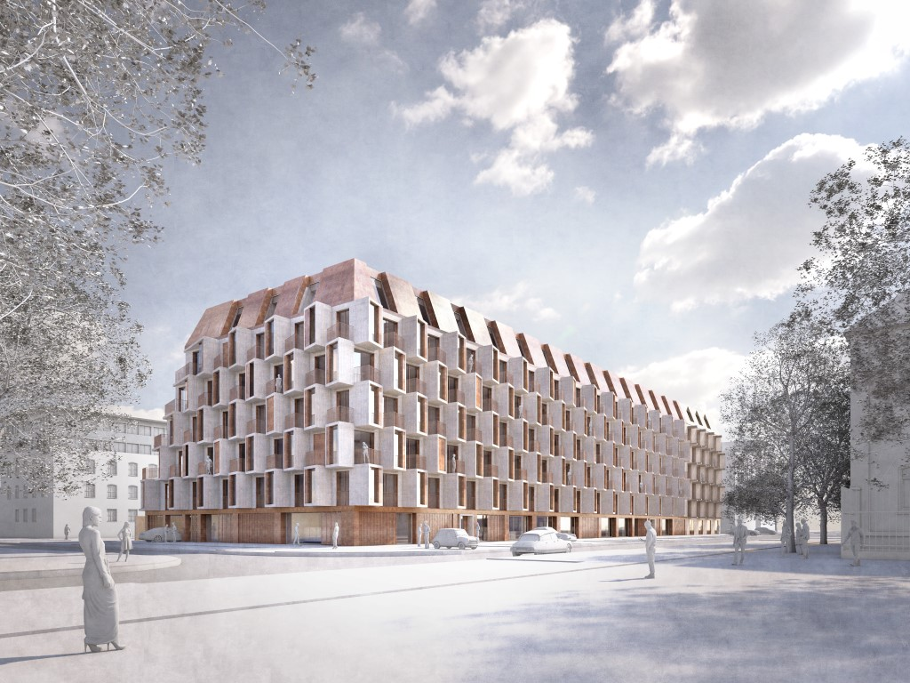 New residential project in Germany, 2018 to present