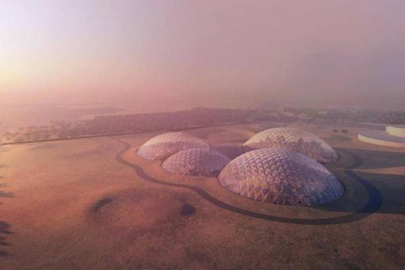 Bjarke Ingels: An architect's guide to living on Mars | TED Talk
