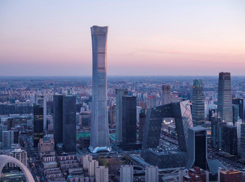 CITIC Tower_Beijings Tallest building_KPF_IGS Magazine_12