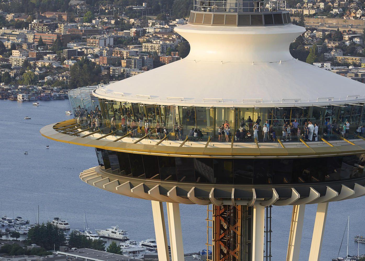 Seattle Space needle renovation_IGS Magazine_2