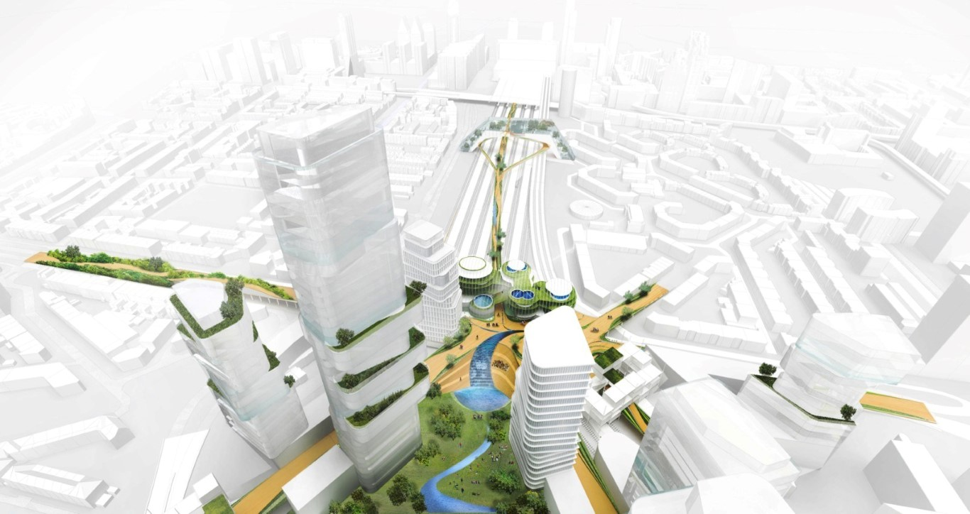 Socio-Technical City of the Future, The Hague, Netherlands, 2018