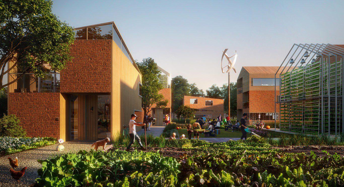 Brainport Smart District, Helmond, The Netherlands, 2018 to present