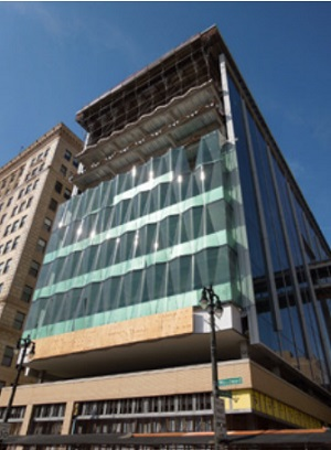 Photo 5: Corporate HQ Installation Progress