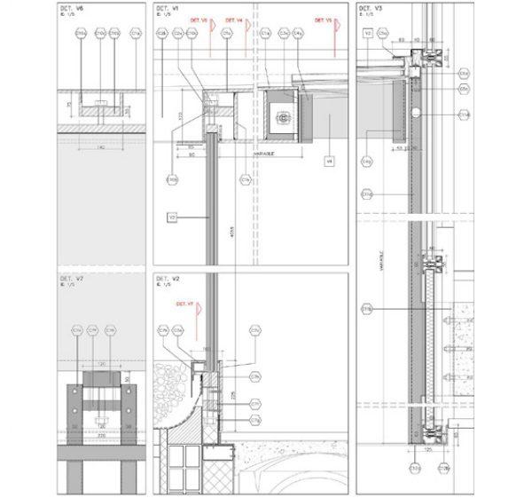 Figure 8. Section Details