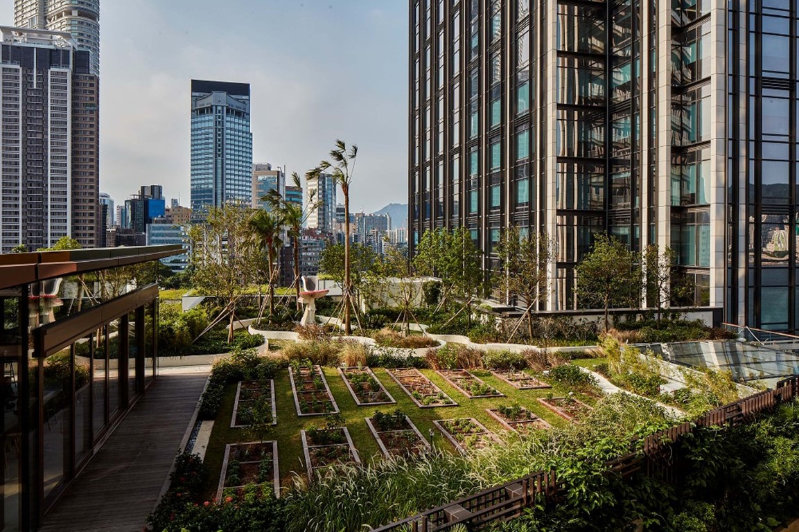Thai landscape architects PLandscape and Hong Kong architects LAAB Architects have designed an outdoor Nature Discovery Park. Image © K11 MUSEA
